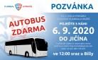 Autobusem na 3. kolo Českého poháru!